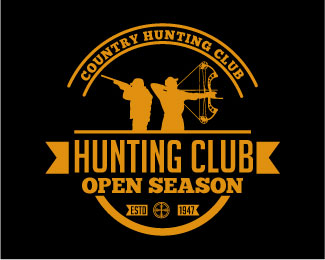 Hunting Badges & Logos