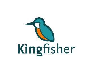Kingfisher Bird (for sale)