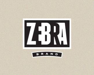Logo design inspiration 2 - Mike Bruner - Zebra Brand