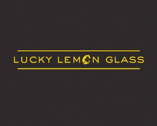 Lucky Lemon Glass