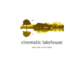 Cinematic Lake House