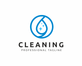 Water Cleaning Logo