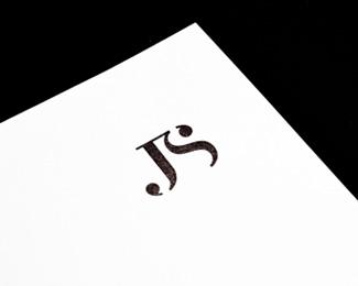Logopond Logo Brand Identity Inspiration J S Monogram