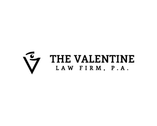 The Valentine Law Firm logo