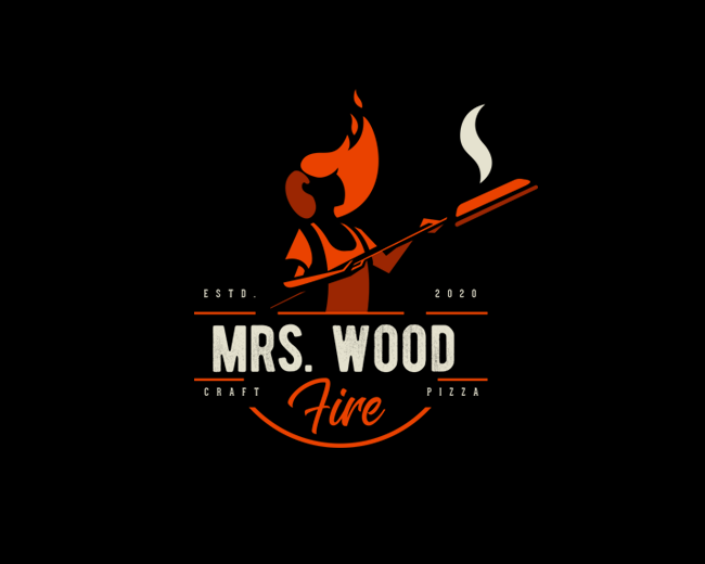 Mrs. Wood Fire
