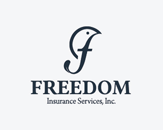 Freedom Insurance Logo Design