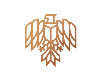 Eagle Wings Emblem