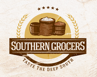 Southern Grocers Logo