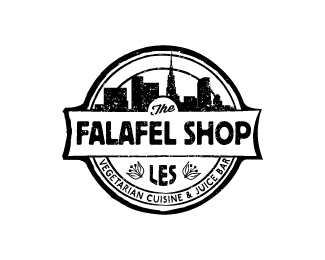 THE FALAFEL SHOP