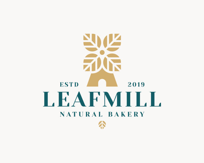 Leaf Mill Logo