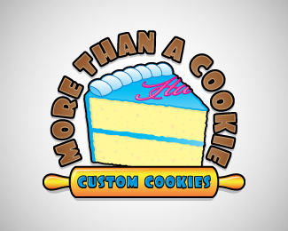 More Than A Cookie [cake]