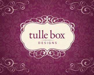 Tulle Box Designs