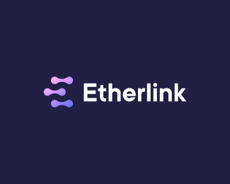 Etherlink Logo Design