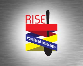 Rise Powered Beverages Logo 2