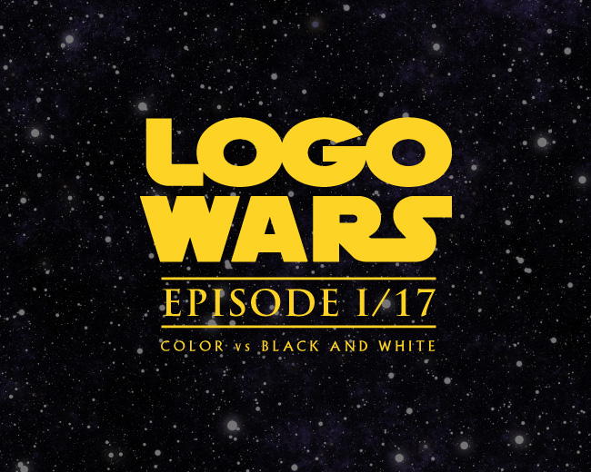 LogoWars - color vs bw 2017 vol. 1