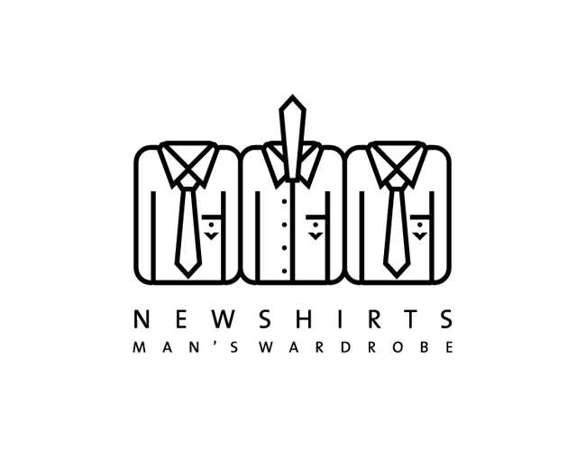 NEWSHIRTS Man's Wardrobe