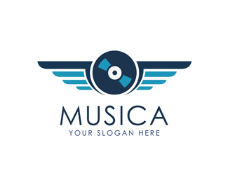 Logopond Logo Brand amp Identity Inspiration Musica
