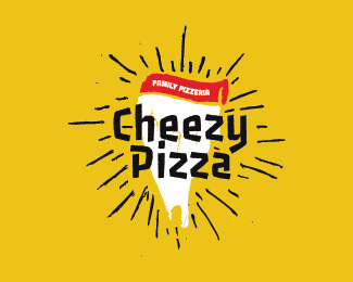 Cheezy Pizza