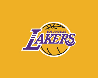 Lakers Concept Logo