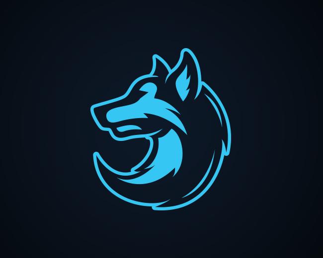Logopond Logo Brand Identity Inspiration Wolf