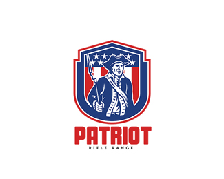 American Patriot Rifle Range Logo