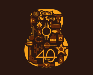 Grand Ole Opry 40 Years