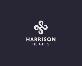 HarrisonHeights Logo Design