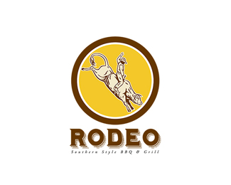 Rodeo Southern Style Grill Logo