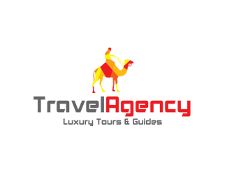 Travel Agency-Luxury Tours & Guides Logo