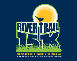 River Trail 15K
