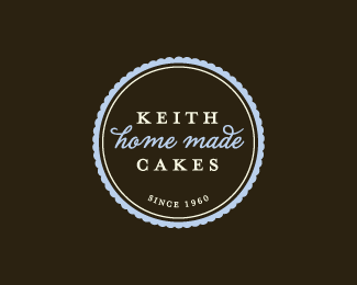 Keith Home Made Cakes (Concept 3)