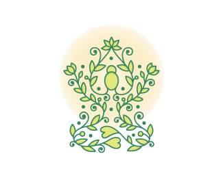 Natural Yoga Logo