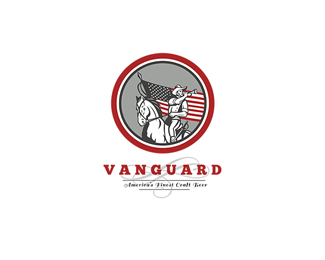 Vanguard Americas Finest Craft Beer Logo