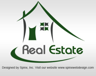 Free Real Estate Logo For Your Online Business