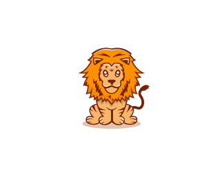 Lion mascot made for fun