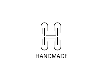 Logo design inspiration #27 - HandMade by Tanmay Goswami