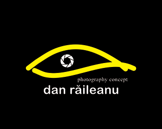 Dan Raileanu - photography concept - logo