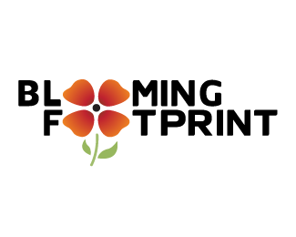 Blooming Footprint