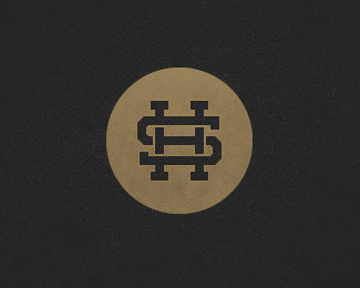 logopond logo brand identity inspiration hs monogram