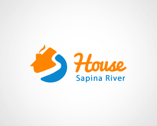 House sapina river