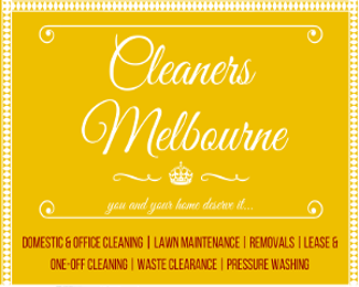Local Cleaners Melbourne