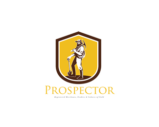 Prospector Traders and Gold Valuers Logo