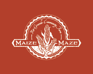 Rio Grand Community Farm Maize Maze