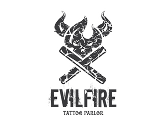 Evil Fire Tattoo Parlor