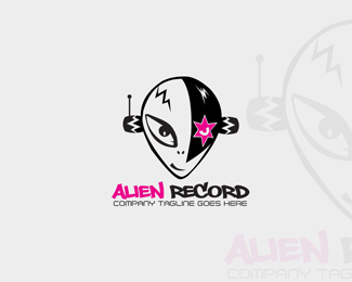 Alien Record Logo