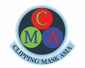 Clipping Mask Asia Logo