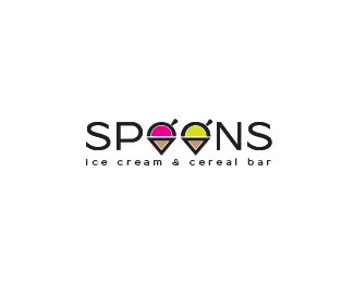 SPOONS ICE CREAM & CEREAL BAR