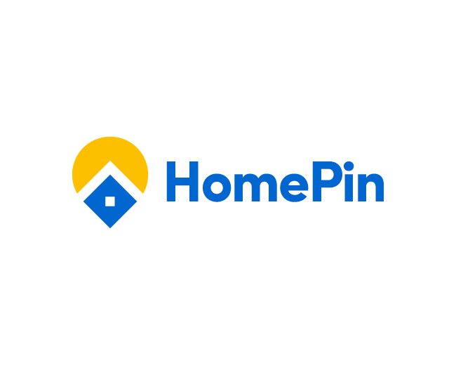 Pin + Home Logo Idea