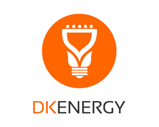 DKEnergy LED Lighting logo