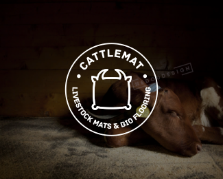 CattleMat ©Edoudesign | cattle bio flooring